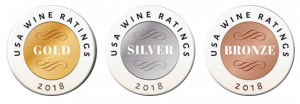 USA Wine Ratings Medals