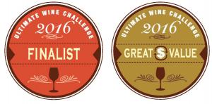 Ultimate Wine Challenge Medals